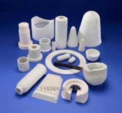 Ceramic Fiber Sleeves
