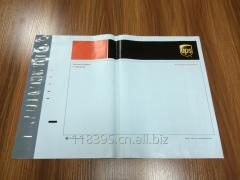 China manufacturer self adhesive poly envelopes