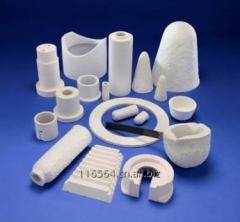 Aluminosilicate THERMAL INSULATION MATERIALS AND