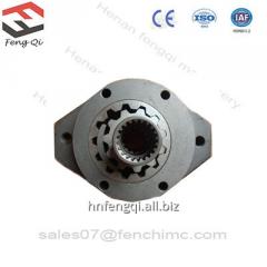 Hydraulic valve, transfer