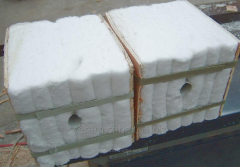 Refractory ceramic fibers