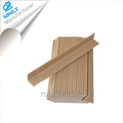 Brown Paper Angle Protector with 50*50*5mm