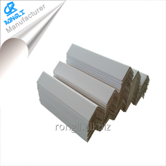 Recyclable Paper Vertical Support Corner Protection