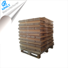 Used in the transport of paper corner protector
