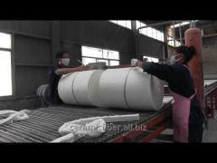 BLANKET (mat) made of ceramic fiber compare brand LYTX (LYGX)