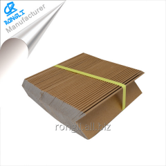 Paper Corner Protector with Locked Break Angle protect Cartons