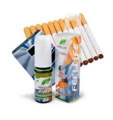 Liquid for electronic cigarettes