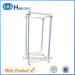 M-6 Big bag support Warehouse galvanized stacking pallet converter PET preform