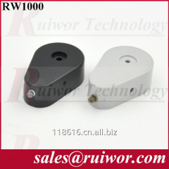 RW1000 Security Pull Box /anti theft recoiler for mobile phone
