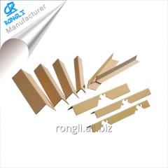 Gold supplier offer Paper Vertical Corner Protector