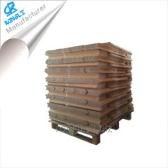 Stringent specification paper corner protector for transportation