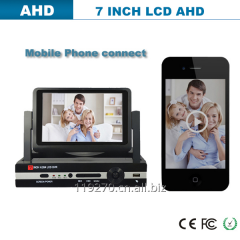 Full 720P h.264 4ch dvr firmware cctv security