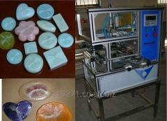 Automatic Stretch Film Soap Packing Wrapping