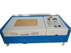 Mini CNC CO2 Laser Engraving Cutting Machine for Hobby HQ3020