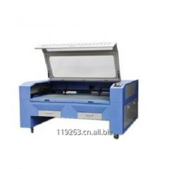 Dual Head 1600x1000mm Non-Metal Laser Cutting Machine