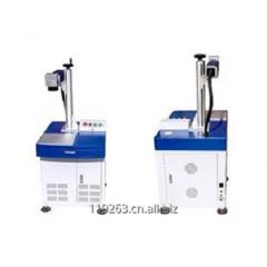 Desktop 10W Fiber Laser Metal Marking Machine