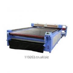 Big Format ES-1626A Auto Feeding Machine Fabric Laser Cutting Systems