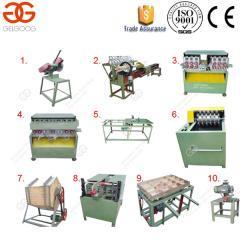 Перерабатывающая машина Бамбуковых зубочистк