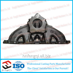 the engine casing   casting from Feng Qi