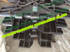 Terex Demag CC2800 Crawler Track Shoe Assembly