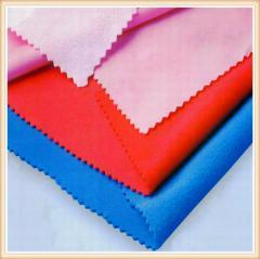 Tricot brushed fabrics