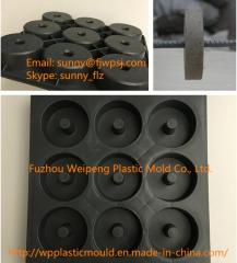 Plastic Mold for Circular Concrete Spacers