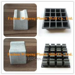 Concrete Cover Blocks Plastic Injection Mould
