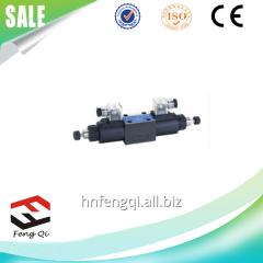 Electromagnetic reversive valve DSG type