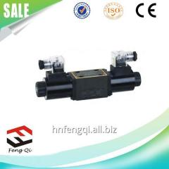 Electromagnetic reversive valve type 34BH6B