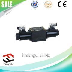 Electromagnetic reversive valve type 34EH6B.