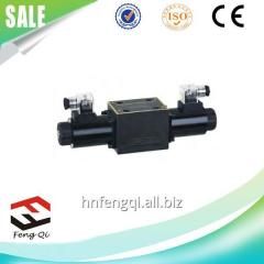 Electromagnetic reversive valve type 34EH10B