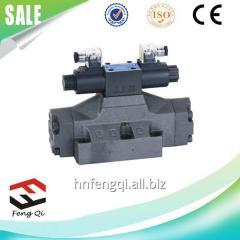 Electrohydraulic reversive valve DSHG type