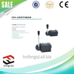 Manual reversive valve DMG type series 80