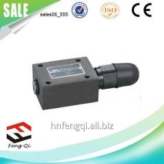 Hydraulic valve direct-acting relief valve type
