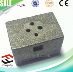 Casting, 4WE6 hydraulic valve castings