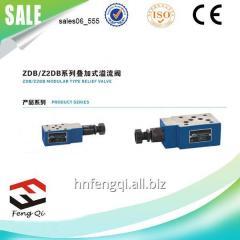 液压控制器 叠加式溢流阀ZDB/Z2DB系列