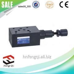 液压控制器  叠加式溢流阀MRV系列