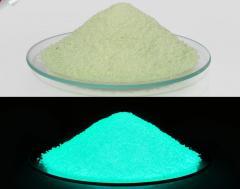 Glow in dark pigemnt, glowing pigment,  strontium
