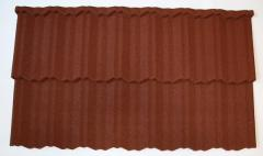 Stone coated metal roof tile aluminum zinc roofing sheets
