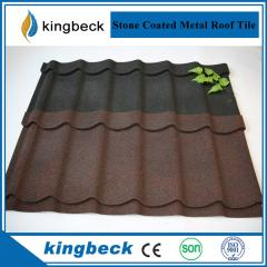 Stone coatedmetal roof tile