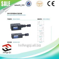 Hydraulic tools superimposed relief valve MRV