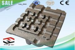 Steel castings, hydraulic valve housing, Henan
