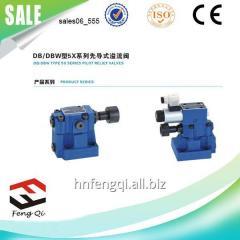 电磁液压控制器  先导式溢流阀DB/DBW型5X系列