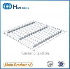 U channel Industrial wire mesh steel storage