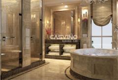 Beige Marble Tiles Flooring Tile Stone - CS301