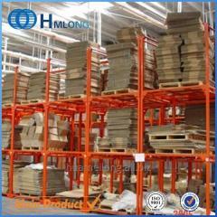 Nestainer Medium duty galvanized stackable shelving