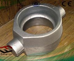 Titanium casting, Henan Feng Qi manufacturers