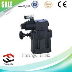 Hydraulic control valve low electromagnetic noise