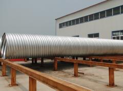 Spiral Corrugated Pipe