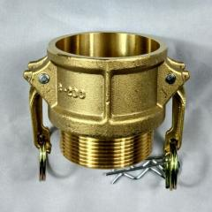 Brass Camlock Coupling Part-B